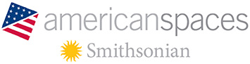 Logo: American Spaces | Smithsonian