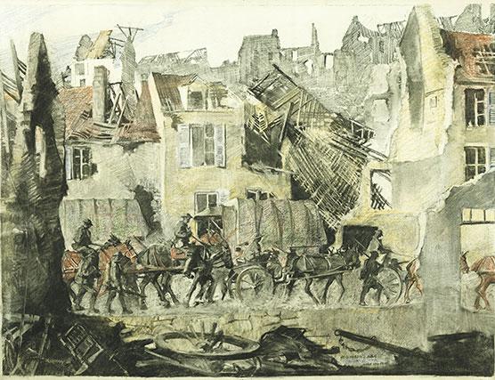 Beaumont, France on September 12, 1918