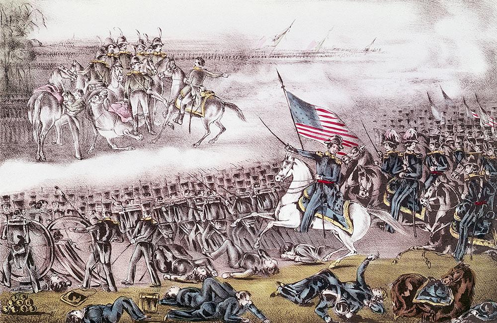 The Mexican War: The Battle of Buena Vista